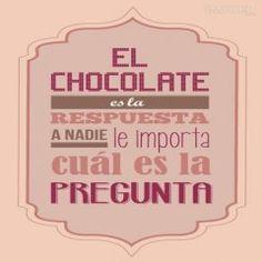 El Chocolate Imagenes Con Frases