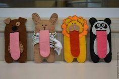 Хранители наушников (органайзер). Handmade. Разноцветный, холдер для наушников