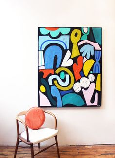 "Fantastic ""abstract artists studios"" info is offered on our web pages. Have a look and you wont be sorry you did. Abstract Canvas Art, Abstract Painters, Abstract Drawings, Art Drawings, Art And Illustration, Acrilic Paintings, Organic Art, Art Plastique, Geometric Art"