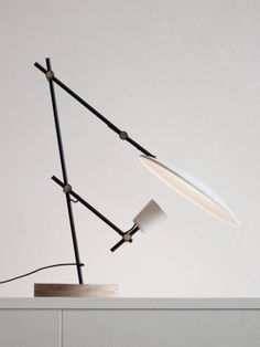 Crescent Table Lamp / Lewis Yee