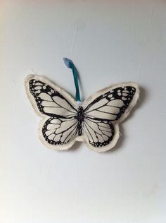 Cute - summer - butterfly - decor