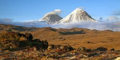 An unexpected beautiful destination to explore in Russia, the Kamchatka Peninsula is a scenic land of ice and fire with a bustling wilderness.