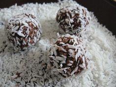 Helpot kookospallot - kokeile reseptiä!