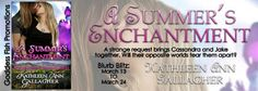 #newblogpost - Come check out A Summer's Enchantment by Kathleen Ann Gallagher @Kathleenwrites - Book Tour & #giveaway on the blog today!! @GoddessFish   Fabulous and Brunette: A Summer's Enchantment by Kathleen Ann Gallagher -...