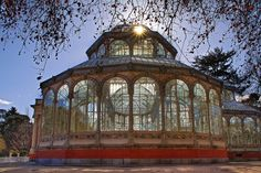 Crystal Palace, Madrid | by **Anik Messier**