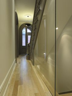 Narrow Staircase Design, Pictures, Remodel, Decor and Ideas - page 6