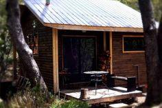 Échale un vistazo a este increíble alojamiento de Airbnb: Cabaña Nido de Cóndor, Las Trancas - Cabañas en alquiler en Chillán