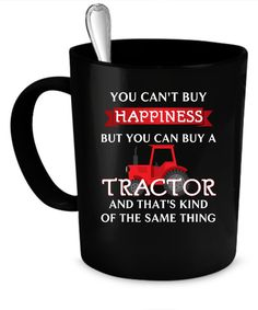 Tractor Driver Coffee Mug 11 oz. Perfect Gift for Your Dad