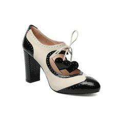 Minna Parikka - ROSEUM - Schnürschuhe für Damen / weiß