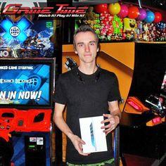 #GTplayers #Winner #iPadmini #Giantkeymaster