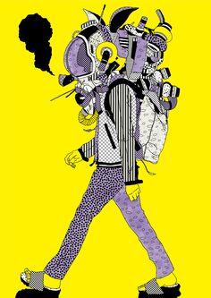 """Fashionable""   motograph   森 俊博 Toshihiro Mori"
