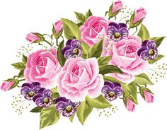 flowers / png. xxl