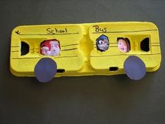 Google rezultati pretraživanja slika za http://funfamilycrafts.com/wp-content/uploads/2011/07/Egg-Caron-School-Bus.jpg