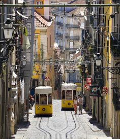 Explore together ... Lisbon is a great city break for both familes and couples.