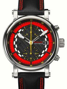Martin Braun Grand Prix Chronograph. List price: $2488
