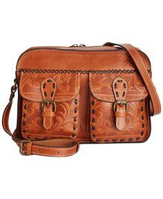 Patricia Nash Italian Folklore Terramo Messenger Bag - Patricia Nash - Handbags & Accessories - Macy's