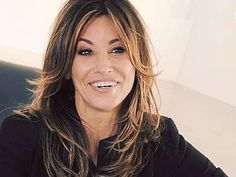 Look At This Face Gina Gershon, Pretty Photos, That Look, Beautiful Women, Long Hair Styles, Face, People, Photography, Beauty