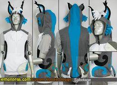 Custom Sabotage Hoodie by lemonbrat.deviantart.com on @deviantART