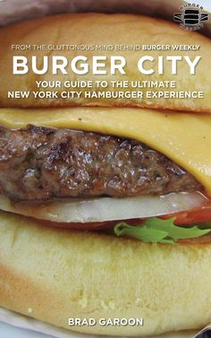 Burger City is the ultimate guide to New York City hamburgers.   Discover the best burgers in every neighborhood! Read cautionary tales to avoid the typical NYC hamburger setbacks! Learn about NYC hamburger meat from the best chefs in the city!  This short read will make you an expert in the New York City hamburger scene.  http://bit.ly/burgercitynyc