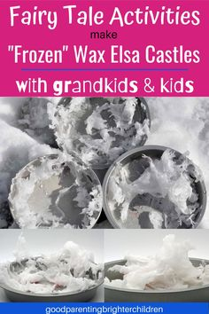 Here are 8 absolutely addicting fairy tale activities for grandkids & kids of all ages. Art, books, games, kitchen activities, nature and more—building a love of fairy tales one activity at a time! Each fairy tale activity complements a favorite fairy tale. #fairytales #fairytaleactivities #grandparents #grandchildren #grandparentsactivities #fairytalesforkids #childrensbooks #fairytalestories Grandchildren, Grandkids, Children's Books, Good Books, Elsa Castle, Red Nursery, Fairy Tale Activities, Fairy Tales For Kids, Classic Fairy Tales