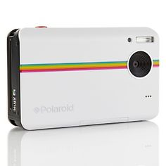 Polaroid Z2300 5MP HD Video 6X Zoom Instant Camera with Mobile Printer (HSN.com, $159) - compact, wallet perfect prints.