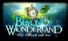 http://beyondwonderland.com/ March & September San Bernardino, CA & Mountain View, CA