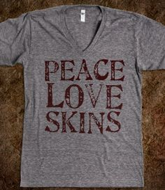 Peace Love Redskins