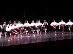 This is my favourite aerobics routine, by the way! Marjo B.   WELCOME TO KOLO=SERBIAN FOLKLORE ENSEMBLE KOLO-KUD=KOLO BEOGRAD-U BECU 2012