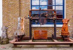 The Sculpture Park Newham, Abs, Sculpture, Home Decor, Homemade Home Decor, Abdominal Muscles, Sculpting, Sculptures, Decoration Home