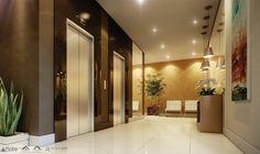 hall elevador prédio - Pesquisa Google