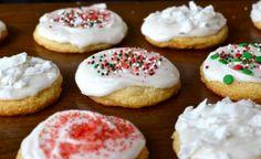 Yammie's Glutenfreedom: Chewy Coconut Sugar Cookies (Gluten Free, Dairy Free, Egg Free)