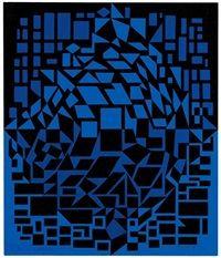 Cintra III by Victor Vasarely