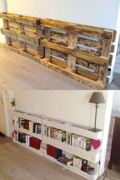 70 Creative Ways Pallet Organizer You Need At Your Entry