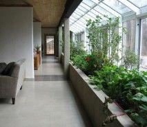 Fotos de decoração de jardins de inverno | Fotos de Decoração