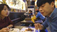 Korea Nyobaiin Rendangg Nasi Padang !!