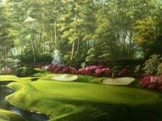 The Masters. I will take my dad, and I will see the gorg azaleas on the 13th...