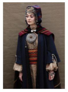 Armenian National Costumes