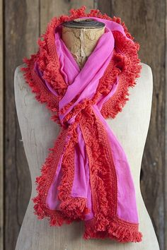 Marrakesh Scarves From Natural Life