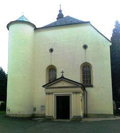 Kostel sv. Bartoloměje - Rumburk - Česko
