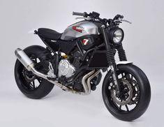 Yamaha XSR700 Yard Built by JvB-moto