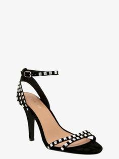Torrid Metallic Ankle Strap Heels (Wide Width) | Shoes - A Girl ...