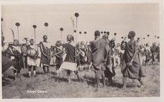 Kenya Kikuyu Dance