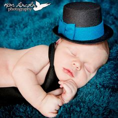 Mini top hat baby boys newborn photography prop by fleurdeleighacc, $10.95