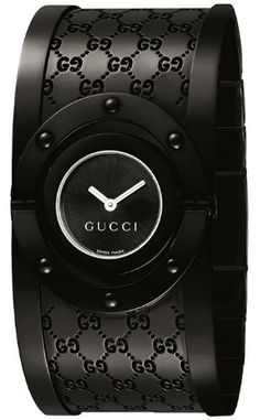 Gucci Women's Twirl Bangle Watch
