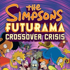 "The ""Simpsons-Futurama"" Crossover Episode Will Air This November"