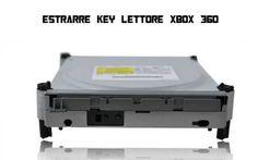 Xbox 360, come estrarre la key su qualsiasi lettore Liteon #key #liteon #xbox360 #guida