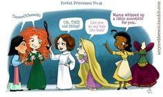 Pocket Princesses!