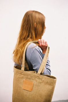 SALE: now up to 70% off: Label Bag Raw Natural - €49: