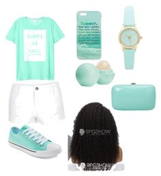 """Summer Flow "" by allyah-vickers ❤ liked on Polyvore"