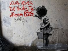 Never too young (London)